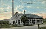 Grand Rapids Hydraulic Company Pumping Station