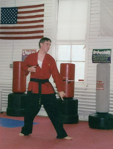 Jake Fedewa at McElwee Martial Arts