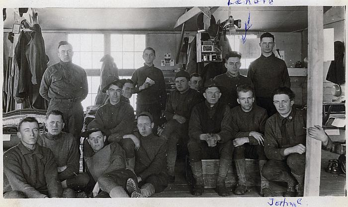 Combat Engineers, Polar Bear Division, WWI