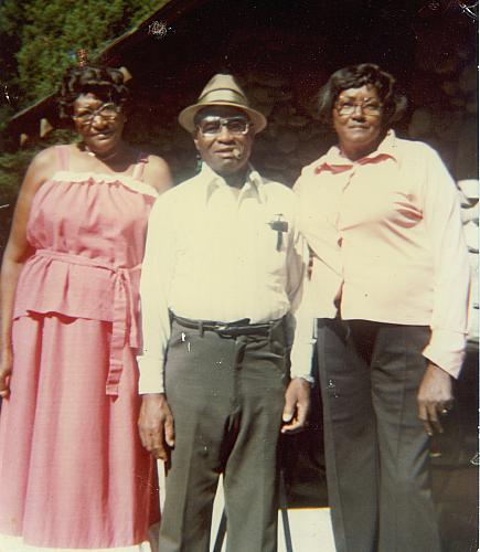 Robert LaGrone and his Sisters