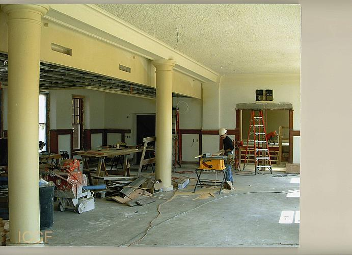 ICCF Building Interior (after)