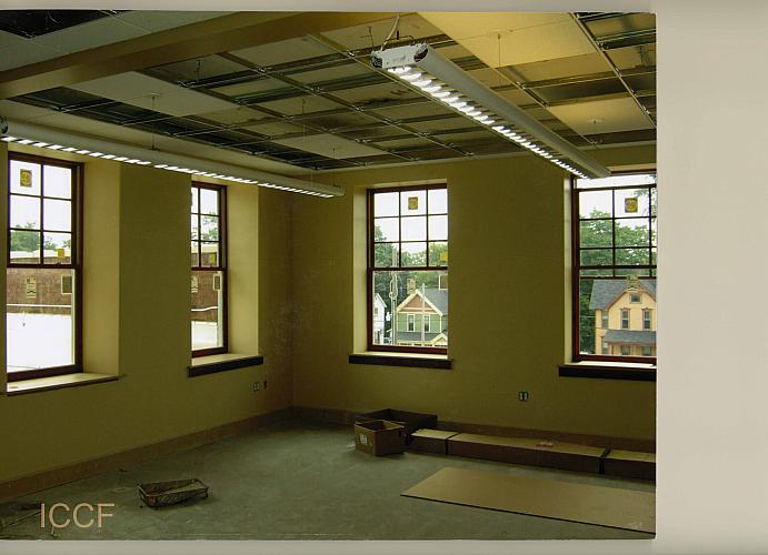 ICCF Building, Room (after)