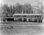 GR Railway Company with Streetcar