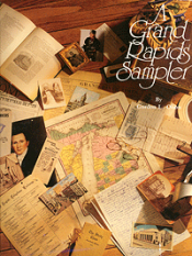 The Grand Rapids Sampler (hardcover) cover
