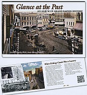 Glance at the Past: An Album of Grand Rapids History (paper) cover