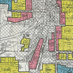 The HOLC Map | History Grand Rapids Stereotype Map Of Grand Rapids on map of holgate, map of esko, map of alpena community college, map of mount morris, map of jenison, map of paynesville area, map of birch run township, map of grindstone city, map of the detroit, map of mankato area, map of west branch, map of troutdale, map of little falls, map of lindstrom, map of barnesville, map of pauls valley, map of iron county, map of olivet, map of heppner, map of iron river,